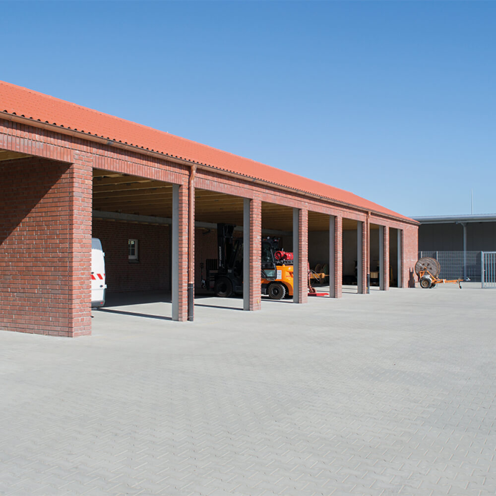 W3 Neubau Stadtwerke Ochtrup